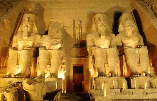 آشکار سازی اسرار اهرام مصر (مستند)